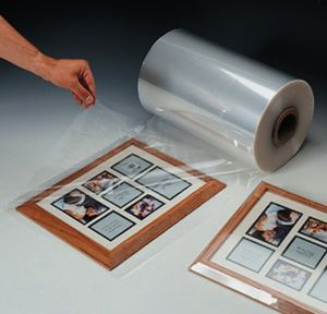 POF Center Folded Shrink Film for Environmental Protect pictures & photos