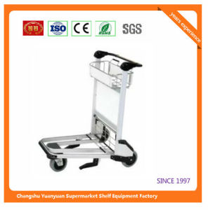 High Qulaity Station Luggage Trolley Cart with Good Price