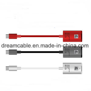 15cm Short Type C to HDMI Female Adapter
