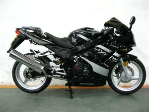 250cc Oil Cooled Sport Motorcycle