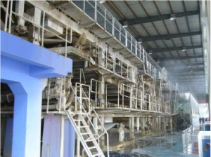 High Output Duplex Board Paper Making Machine