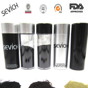 High Quality Hair Thickening Fibers Black Hair Building Fiber pictures & photos