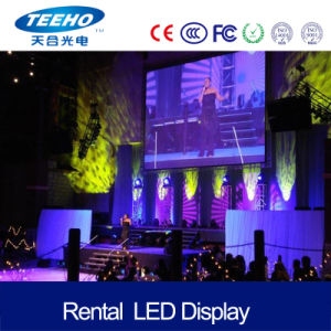 P6 1/8s Indoor Full Color Advertising Display Screen pictures & photos