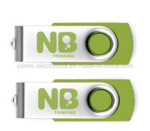 USB 2.0 Flash Memory Stick Pen Drive Storage Thumb with Logo Printed (307)