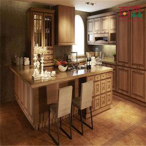 Foshan and Guangzhou Style Kitchen Cupboard Home Furniture