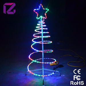 best sale led spiral christmas tree led christmas light