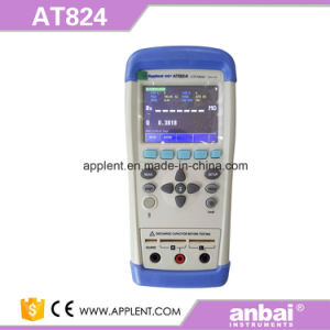 Portable Digital Lcr Meter for Incoming Quality Control (AT825) pictures & photos