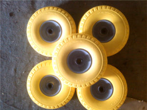 Wholesale From China PU Foam Rubber Wheel 8 Inch