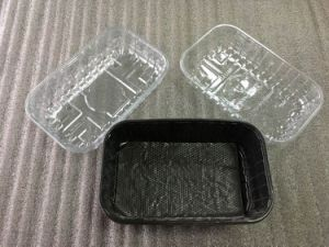 Custom Made Disposable Plastic Transparent Box for Fruit and Vegetable Packing pictures & photos