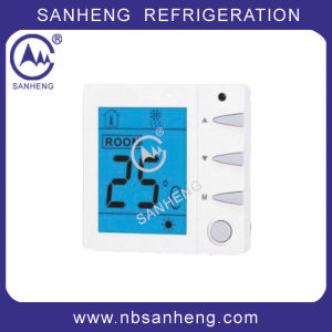 Digital Touch Screen Room Thermostat pictures & photos