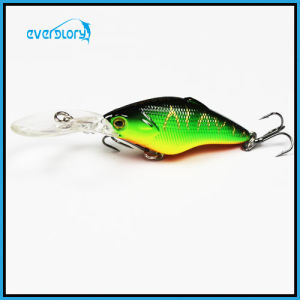 Attractive Shiny Green Fishing Bait