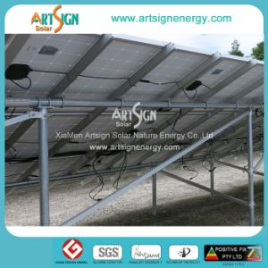 100kw 150kw 200kw Solar Power Plant′s Solar Mounting Structure pictures & photos