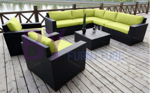 by-479 Brown Sectional Garden Sofa Used Outdoor Furniture