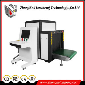 40mm Steel Platex Ray Baggage Scanner X Ray Equipment