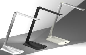 China Led Table Lamp With 3 Level Touch Dimmer Switch And Usb In