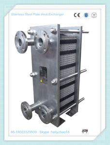 Whole Ss304 /316 Gasket Plate Heat Exchanger for Beverage Heating & Cooling pictures & photos