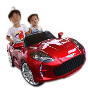 China Baby Electric Car Kids Remote Control Music