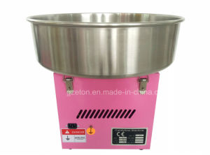Electric Candy Floss Machine / Cotton Candy Machine With Cover (ET-MF01 520) pictures & photos
