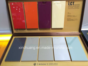 High Gloss PVC Coated Standard Size MDF Board (1220*2440*18mm) pictures & photos