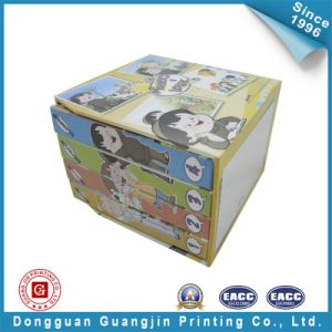 Students Book Color Packing Box (GJ-box135) pictures & photos