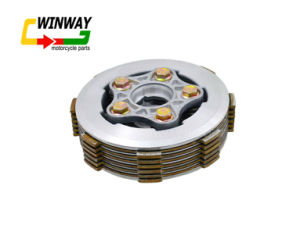 Ww-5303 Motorcycle 5 Column Enhanced Center Clutch Ass Friction Pressure Plate for Cg150 pictures & photos