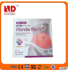2016 New Product Korea Belly Wing of Mymi Slimming Patch