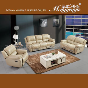 Top Grain Leather Sofa Leisure Sof