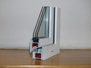 Conch 65 Casement Window PVC/UPVC Profile pictures & photos