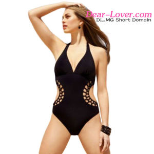Sexy Lady One Piece Swimwear Swimsuit Swimming Wear pictures & photos
