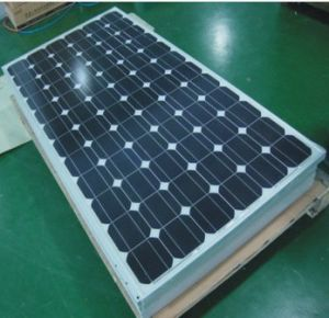 Cheap Price Per Watt! ! 300W 36V Mono Solar Panel PV Module with CE, TUV, ISO pictures & photos