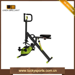 Gym Fitness Equipment Total Abdominal Body Crunch with X Bike pictures & photos