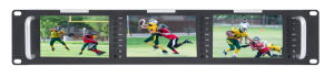 Triple 5 Inch TFT LCD Monitor pictures & photos