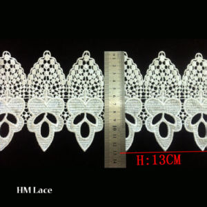 Tower Shape Corn Shape Eyelash Scalloped Lace Trim, Grape Motil Trimming  Lace L026