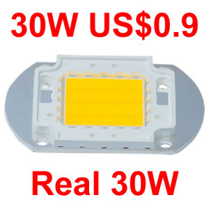 Integrated LED 30W