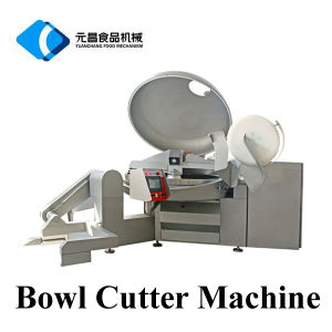 Stainless Steel Bowl Cutter Chopper Machine for Meat/Fruit/Vegetable/ Surimi/Cheese/Tofu/Pet Food pictures & photos