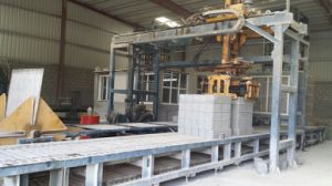 Concrete Block Making Machine Fully Automatic Line pictures & photos