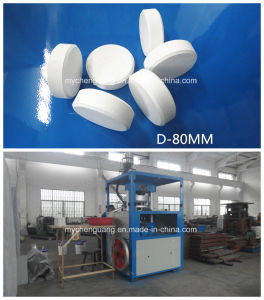 Large 250g Calcium Hypochlorite Tableting Powder Press Machine pictures & photos
