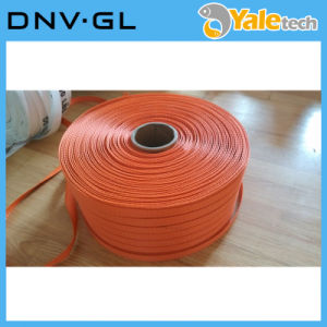 Dnv. Gl Certified Polyester Woven Packing Strapping pictures & photos