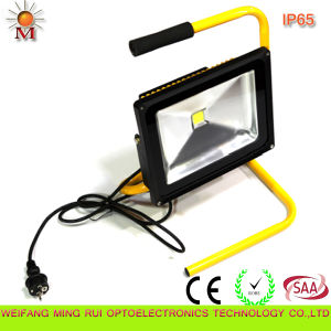 New Design Direct Charge Portable Top Quality LED Worklight 30W