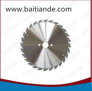 High Hardness Tipped Circular Wood Saw Blades for Precision Cutting