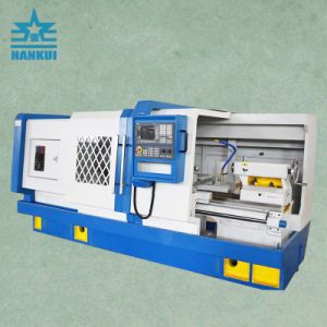 Qk1322 CNC Pipe Threading Lathe Machine with 11kw Driver Motor pictures & photos