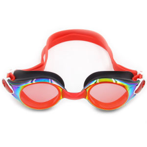 Professional Swim Goggles, Swimming Goggles with UV Protect Lens (MM-6904) pictures & photos