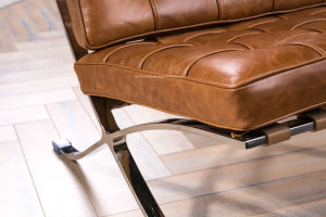 Office Home Barcelona Leather Chair pictures & photos
