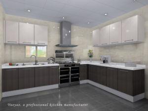China Mfc Melamine Kenya Project Modern Kitchen Cabinet M004 China Kitchen Cabinet Modern Kitchen Cabinet