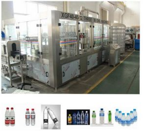 Good Price Automatic Water Filling Bottling Plant pictures & photos