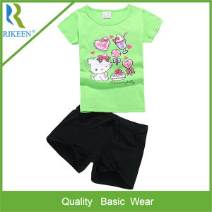100% Cotton Kids Pajama Set
