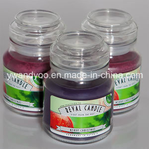 Promotional Scented Soy Jar Candle