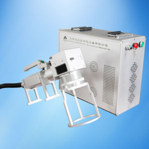 Handheld Fiber Laser Marking Machine for Cookware, Laser Marking System pictures & photos