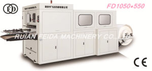 Fd1050*550 Automatic High Speed Roller Paper Flat Die Cutting Machine