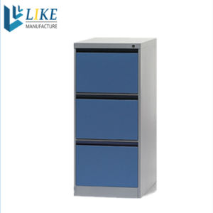 China Good Quality Lockable Nightstand Storage Cabinet 3 Drawer Metal File  Cabinet   China Drawer Cabinet, Steel Drawder Cabinet